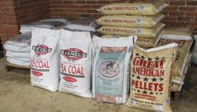 Wood Pellets & Coal