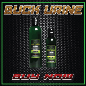 Denver's Deer Scents Premium Buck Urine 4oz