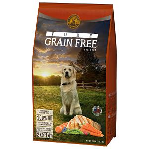 Hi-Standard Pure Grain Free Dog Food 28lb