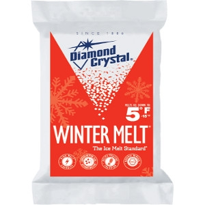 Diamond Crystal® Winter Melt® Salt