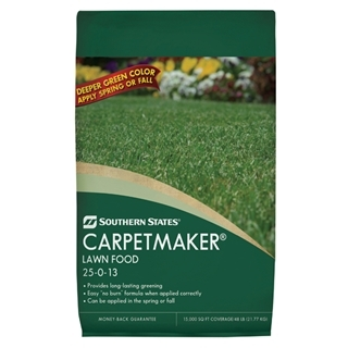 Southern States® Carpetmaker® Lawn Food 25-0-13
