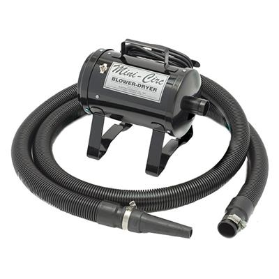 Mini Circuteer® Blower Black Livestock Dryer