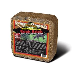 Heartland Wildlife Buck Brick - Apple