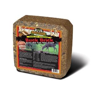 Heartland Wildlife Buck Brick - Acorn