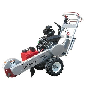 Self-Propelled Stump Grinder
