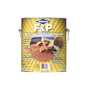 WOLMAN™ F&P® Finish And Preservative