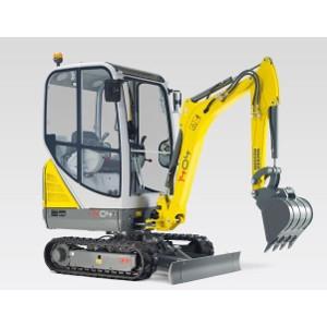 Wacker Neuson 1404RD Mini Excavator