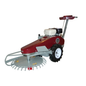 Power Dog Brush Mower