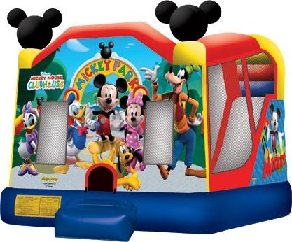 Mickey Park 4in 1Combo