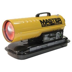 Desa TechMaster 45,000 BTU Kerosene/Diesel Forced Air Torpedo Heater
