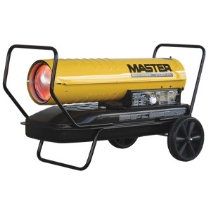 Desa TechMaster215,000 BTU Kerosene/Diesel Forced Air Torpedo Heater