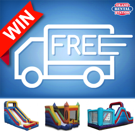 FREE Inflatable/Delivery!