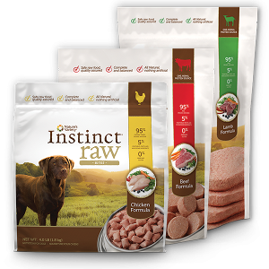 Instinct Raw For Dogs