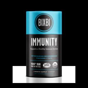 Bixbi Supplements - Immunity