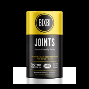 Bixbi Supplements - Joints