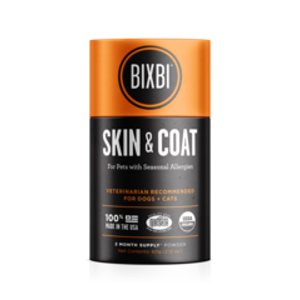 Bixbi Supplements - Skin and Coat