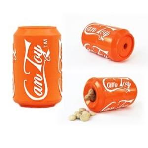 Soda Pup Original Can Toys Orange