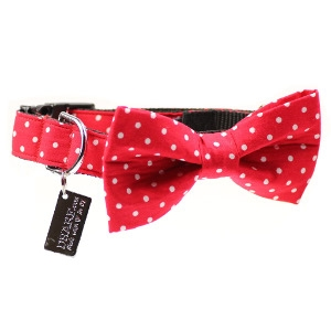 Dharf Polka Bow Tie