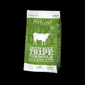 PetKind Green Beef Tripe Formula