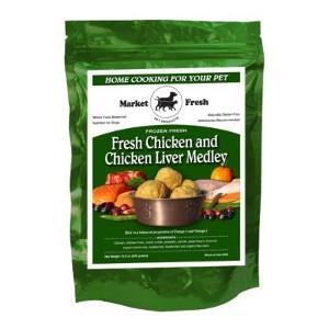 Market Fresh Meatballs Fresh Chicken and Chicken Liver Medley