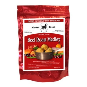 Market Fresh Meatballs Beef Roast Medley