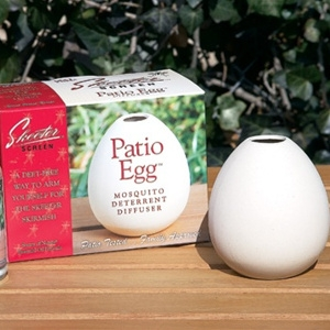 Skeeter Screen Patio Egg
