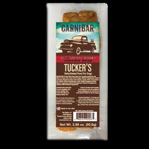 Tucker's Dehydrated Food Carnibar- Beef Pumpkin Formula
