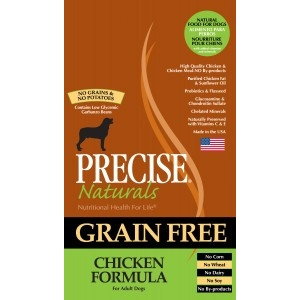 Precise Naturals® Grain Free