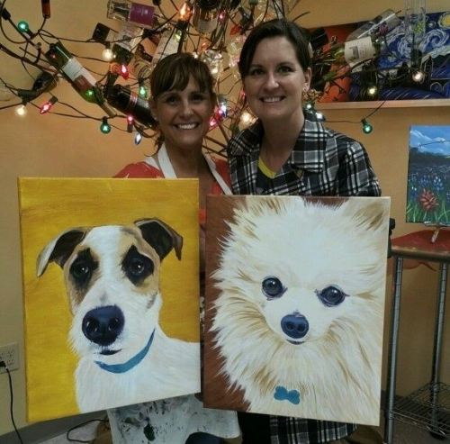 Paint your Pet Fundraiser for Small Chance Rescue