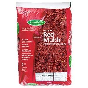 Green Thumb Red Mulch