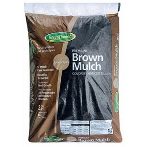 Green Thumb Brown Mulch