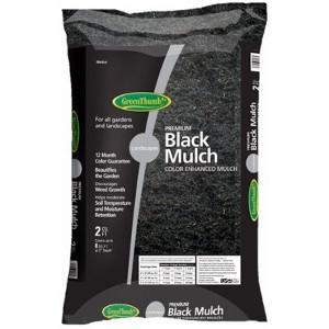 Green Thumb Black Mulch