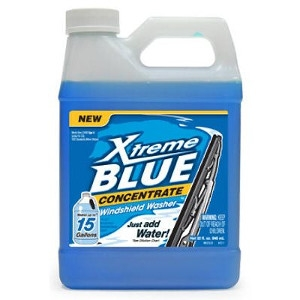 Camco Xtreme Blue Windshield Washer Fluid