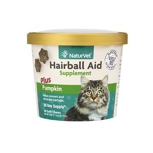 NaturVetHairball Aid