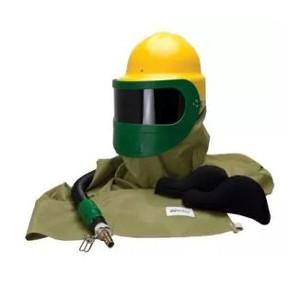 Bullard Blaster Helmet & Compressor