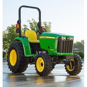 John Deere 3032E Compact Tractor