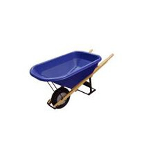 8 Cu. Ft. Concrete Wheelbarrow