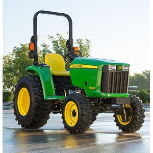 31 HP Compact Tractor