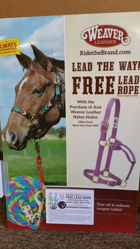 FREE Lead Rope