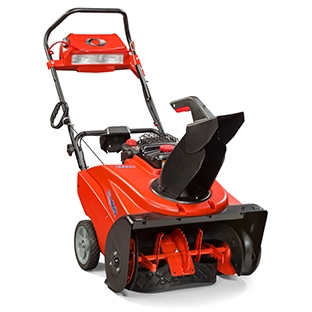 SimplicitySingle-Stage Snow Blowers With SnowShredder™ Auger