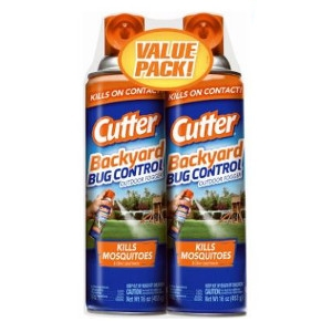 Twin Pack Cutter Bug Free Backyard Outdoor Fogger