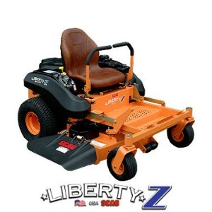 The Scag Liberty Z Zero Turn Lawn Mower