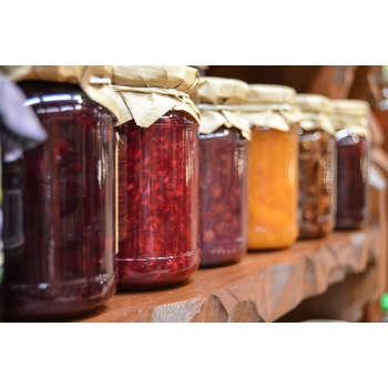 All Canning Supplies, Jars, and Mixes in Stock!