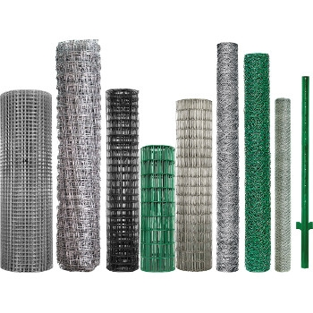 Save on all in stock Wire and Poly Fencing