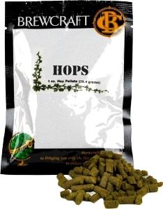 Domestic Centennial Hop Pellets 1 oz.