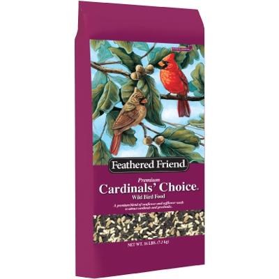 Feathered Friend Cardinals' Choice Wild Bird Food, 16lb