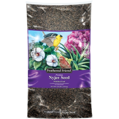 Feathered Friend Nyjer Thistle Seed, 10lb