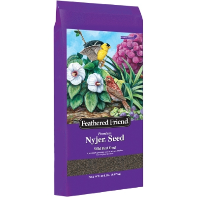 Feathered Friend Nyjer Thistle Seed, 20lb