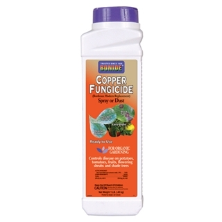 Bonide Copper Fungicide Dust, 1 lb.