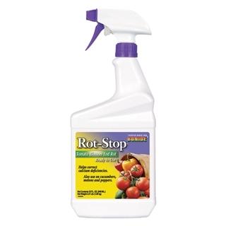 Bonide Rot-Stop Tomato Blossom End Rot Spray, RTU 1 Quart
